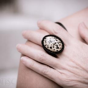bague jaspe macrame jasper ring kaprisc (6)