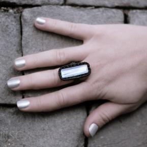bague moonstone pierre lune macrame ring (5)