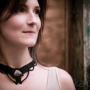 collier labradorite macrame necklace (3)